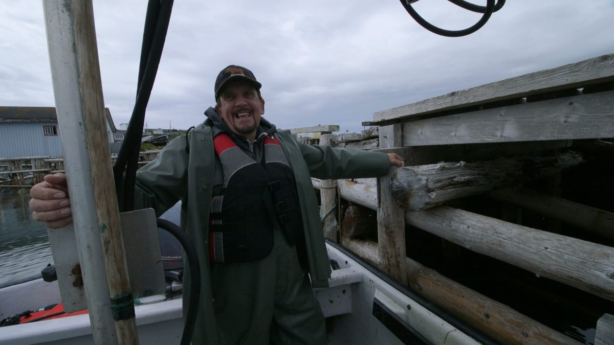 Fishing Lobster in Trepassey with Don Corrigan