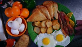 Jungle Jim's – Breakfast for Lunch?
