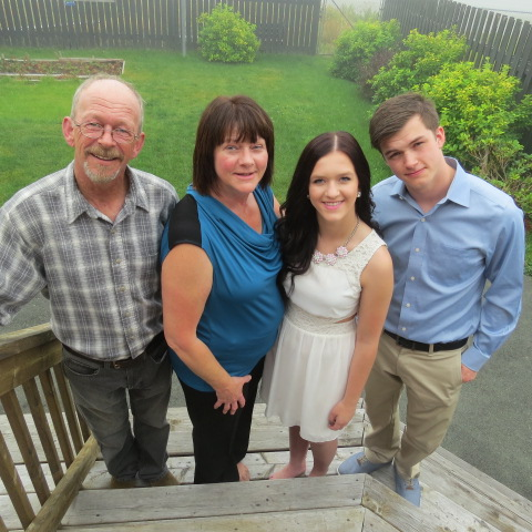 Stand For Hannah – Gail Thorne's message