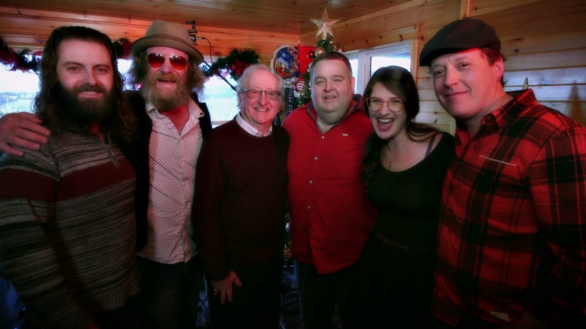 Shanneyganock – What Christmas Mean to Me