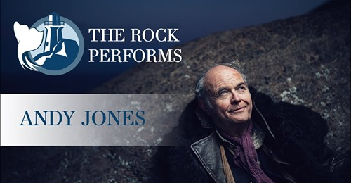 The Rock Performs – Andy Jones