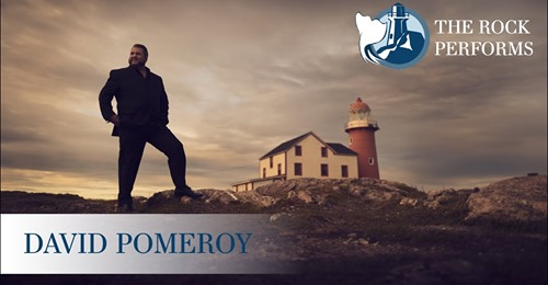 The Rock Performs – David Pomeroy